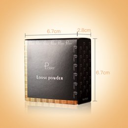 More powder online shopping - Pudaier Colors Loose Powder Crystal Bronzing Powder More Breathable Fine Powder good quality