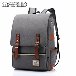 $enCountryForm.capitalKeyWord Canada - Fashion School Backpack Women Children Schoolbag Back Pack Leisure Korean Ladies Knapsack Laptop Travel Bags for Teenage Girls