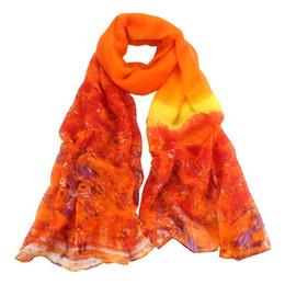 $enCountryForm.capitalKeyWord UK - Feitong Country style Bandana Scarf Women Printed Voile Stole Scarves Long Neck Wraps Shawl 2018 Newest Scarfs For Ladies