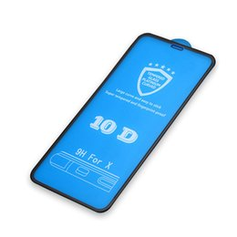 $enCountryForm.capitalKeyWord NZ - 10 D Tempered Glass For IPhone Xs Xr 8plus 9H Toughened Film Apple Camouflage Film Iphone6s Cell Phone Glass Screen Film with Retail Box
