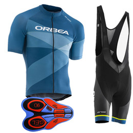 orbea cycling jersey red NZ - 2018 Team ORBEA Cycling jersey ropa ciclismo mens summer breathable MTB Bicycle clothing bike Short Sleeve shirt bib shorts set 91901Y
