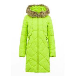 05b2c260d4 Ski Jackets Fur NZ - 2018 Fur Hooded Women Ski Jacket Winter Clothing  Outdoor Sport Wear