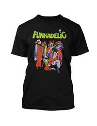T shirT soul fashion online shopping - Funkadelic t shirt Parliament Funk Soul Rock vintage style