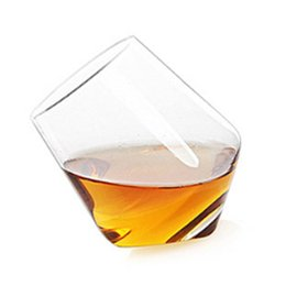 China 400ML Crystal Creative Wine Decanter Tumbler Glass Red Wine Whiskey lead-free liquor cup Foreign Wine Cocktail Water Cup Home Container suppliers