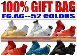 $enCountryForm.capitalKeyWord Canada - 2018 Cheap New High Ankle Top Soccer Cleats Mercurial Superfly V FG AG CR7 Football Boots Gold White Red Ronaldo Soccer Shoes Neymar JR ACC
