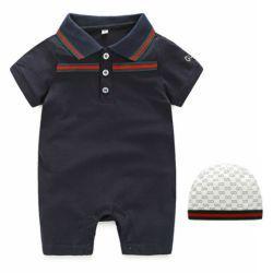 771dfe290ba12 Bébé barboteuses été bébé garçon vêtements 2018 barboteuse coton nouveau-né bébé  filles vêtements roupas