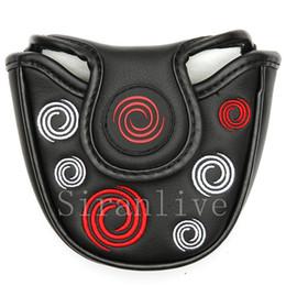 Гольф молотком крышка клюшки крышка с магнитным замком Гольф Headcover Бесплатная доставка