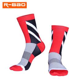 $enCountryForm.capitalKeyWord Canada - R-BAO Running Sport Socks Cycling Socks Nylon Breathable Anti Chafe and Odor Resistant Stockings, Outdoor Socks