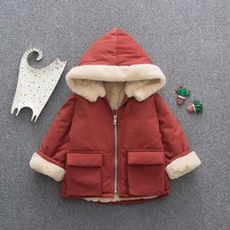 4c6f7c3fcd0c (5 pieces lot) New 2018 Children s Clothing Boys Outerwear Baby Boy s  Parkas Kids Winter Clothes 102909