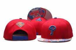 2018 uomini di nuovo arrivo Sport Team Phillies cappelli da baseball Reflection Design Snapback Caps Silver Black Color Block