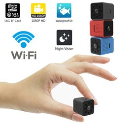 Wifi images online shopping - SQ23 Mini Camera WIFI Cam HD P Video Sensor Night Vision Camcorder Action Cameras DVR Motion SQ13