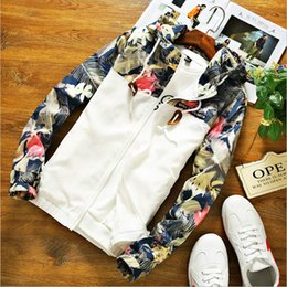 popular clothing brands men 2019 - Men's Long sleeve Jacket Autumn Clothing Brand New Fashion Popular style Comfortable Polyester 5 Colors size M-4XL