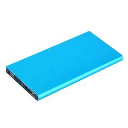 $enCountryForm.capitalKeyWord UK - 20000mah Portable Ultra Thin Powerbank Dual USB Quick External Battery Charger Power Bank 20000mah Slim for Mobile Phone