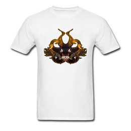f0aaf9e7255 Best Gift Shirt On Sale 3D Demon Tribal Mask Skull T-Shirts For Boys  Customized Make Your Own Dress T-Shirts Black Skull Tops