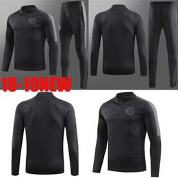 c71271060b44 first 2018 PSG soccer training suit long sleeve MBAPPE CAVANI Jerseys 118 19  maillot de foot paris football jacket tracksuit set