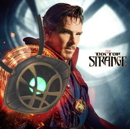 Discount Chain Hot Movies Hot Selling Marvel Doctor Strange Pendant Necklace Silver Bronze Super Hero