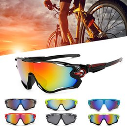 Polarized cycling sPorts sunglasses online shopping - 9 Colors Outdoor Sports Sunglasses Eyewear Cycling Windproof Sandproof Polarized Bicycle Goggle
