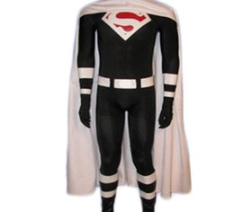 Superman Lycra Spandex Pas Cher-Justice Lords Superman Spandex Super-Héros Costume Halloween Cosplay Partie Zentai Costume 11548489