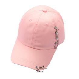 3e8bb11d288 2018 Cool stylish Women Men Couple Letter Baseball Cap Unisex Snapback Hip  Hop Flat Hat  0604