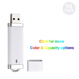 $enCountryForm.capitalKeyWord NZ - Free Shipping LOT 10PCS 64MB Lighter Model USB 2.0 Flash Drives Rectangle Pen Drives for PC Laptop USB Memory Stick Thumb Storage Colorful