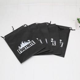 İyi 29 * 20 cm Hediye Çantası Olmayan dokuma Çanta Su Geçirmez İpli Çanta Parti Malzemeleri Oyuncak