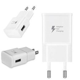 real charger Canada - Quick Wall Charger Adapter + 5V 2A Real fast charging Travel Adapter and 1.5M Micro USB cable