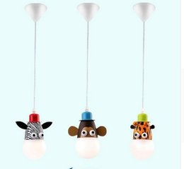 $enCountryForm.capitalKeyWord NZ - Child real child ceiling light lamp cartoon animal dimming led lamp child male girl bedroom lamps