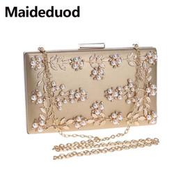 50cae9dd87cc New Design Pearl Diamond Evening Tote Party Bag Women Pearl Day Clutch  Dinner Purses Fashion Weeding Mini Handbag