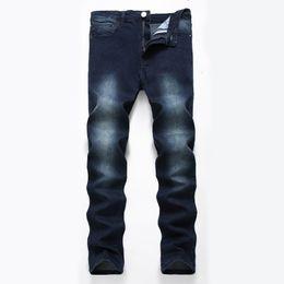 af352d872 2018 New Style Men Casual Jeans Slim Distressed Man Jeans Soft Stretchy Denim  Pants Men Pantalones Vaqueros De Los Hombres