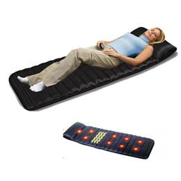 $enCountryForm.capitalKeyWord UK - Electric Body Massage Mattress Multifunctional Infrared physiotherapy Heating Bed Sofa Massage Cushion