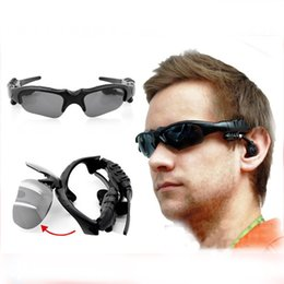 no.1 sun 2018 - 1*new Fashion Wireless Headphones Bluetooth 4.1 Stereo Sunglasses Sports Music Driving Sun Riding Glasses Headset Earpho
