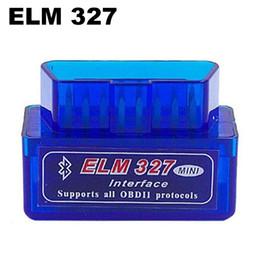 elm car diagnostic 2019 - ELM 327 Bluetooth Interface Auto Car Scanner Diagnostic Scanner for Car Automotivo Escaner Automotriz Mini V2.1 ELM327 O