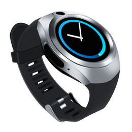 3g Camera Android Australia - ZGPAX S216 3G Android 5.1 MT6580 Quad Core Smart Watch 16G ROM GPS Wifi HD Camera Pedometer Heart Rate Calls Message Push.