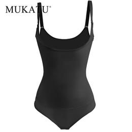 venta al por mayor de la mujer de control de vientre Underbust adelgaza la  ropa interior Shapewear Body Shaper Control de cintura Cincher firme Body 780657d1e605