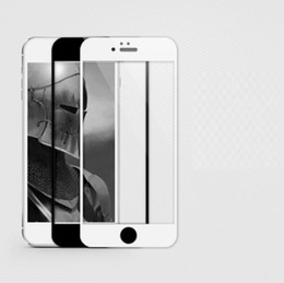 Iphone Glass Screen Guard NZ - tempered glass For iphone 6 6s plus screen protector protective guard film front case cover With Retail Box
