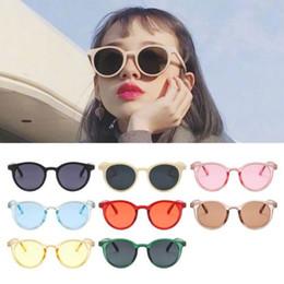 facd1a13b66 Korean Cat Eye Sunglasses Canada - 2018 hot sale women New Fashion  Sunglasses Korean Glasses Red