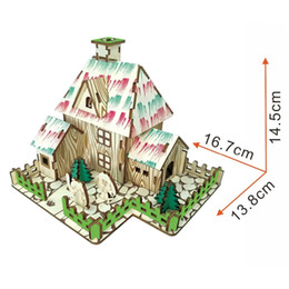 christmas 3d wooden puzzle online shopping christmas 3d wooden