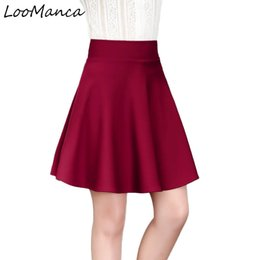 1979769ec High Waist Skirt Wine Online | High Waist Skirt Wine Online en venta ...