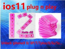Cutter Tray NZ - NEWST 100% ORIGINAL RSIM12+ R-SIM 12 unlock ios 11.2.6 perfect Sprint T-MOBILE iphonex 8 7plus i7 6s plus AU softbank 4G wcdma JAPAN MEXICO