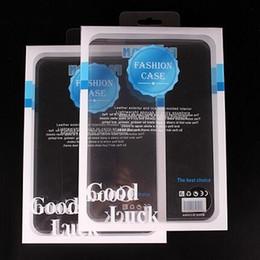 Ipad Mini Box NZ - PVC Plastic Retail Package Packing Box for Samsung T280 iPad mini 2 4 Air 2 9.7 10.5 inch iPad Pro PU Leather Case OEM