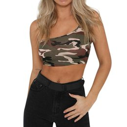 2019 New Summer Camouflage Tank Tops 5xl Women Round Neck Sleeveless Casual Vest Streetwear Female Loose Tee Tops Clothes 6q0004 Women's Clothing