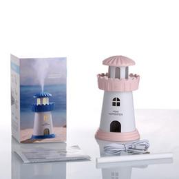 Purificateur d'humidificateur d'air d'aromathérapie d'USB mini de phare pour la voiture de bureau à la maison en Solde