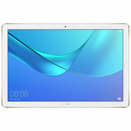 octa core tablet Australia - Original Huawei Mediapad M5 Tablet PC 4GB RAM 32GB 64GB 128GB ROM Kirin 960s Octa Core Android 10.8 inch 13MP Face ID Smart Tablet PC OTA