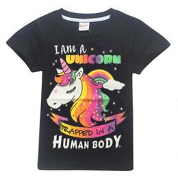 e1874a9d60efc T-Shirt Fille 100% Coton T-Shirt Enfants T-Shirt 2018 Vêtements enfant 6-14  ans