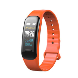 $enCountryForm.capitalKeyWord Australia - Color Screen Smart Bracelet Blood Pressure Smart Watch Band Heart Rate Monitor Smartwatch Fitness Tracker Wristwatch For Android iPhone