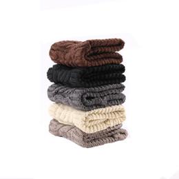 Braiding hair cap online shopping - 1 Pc New Fashion Design Vogue Women s Winter Spring Warm Braided Knit Wool Hat Cap Hair Bands High Quality