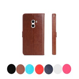 China For Xiaomi Mi Max 3 Pro 2 1 Mix 2S 2 1 Redmi S2 Y2 Mi A2 Lite Redmi 6 Pro 6A 6 Retro flip Wallet Leather With Card Slots Stand Holder Case suppliers