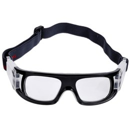 7951381472b9 New Outdoor Sports Protective Goggles Basketball Glasses Eyewear For Football  Rugby Hot Sale