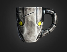 $enCountryForm.capitalKeyWord NZ - Free shipping DOTA game TI8 Invitational Physical toy cup Sven Mark Cup Drinking water ceramic cup