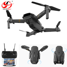 Wifi Electric Australia - FLY S168 Foldable Drone With HD camera WiFi FPV Wide Angle Optical Flow Positioning Portable RC Quadcopter